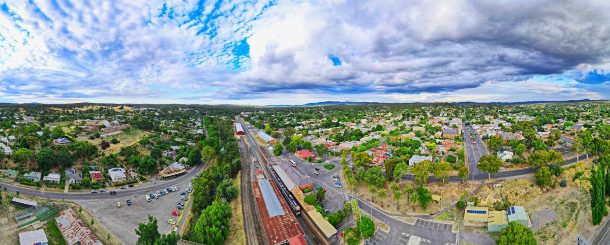 aerial photography victoria